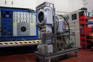 flushing impianti e macchinari stabilimento di Gela