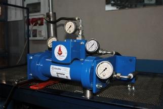 Servo motore costruzione custom per Enel Green Power