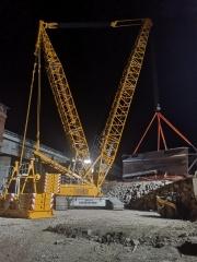 Viadotto Himera PA-CT Gradito Oleodinamica Srl
