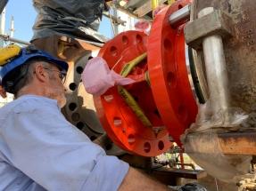 Istallazione Turbo Expander presso stabilimento Versalis- Gradito Oleodinamica